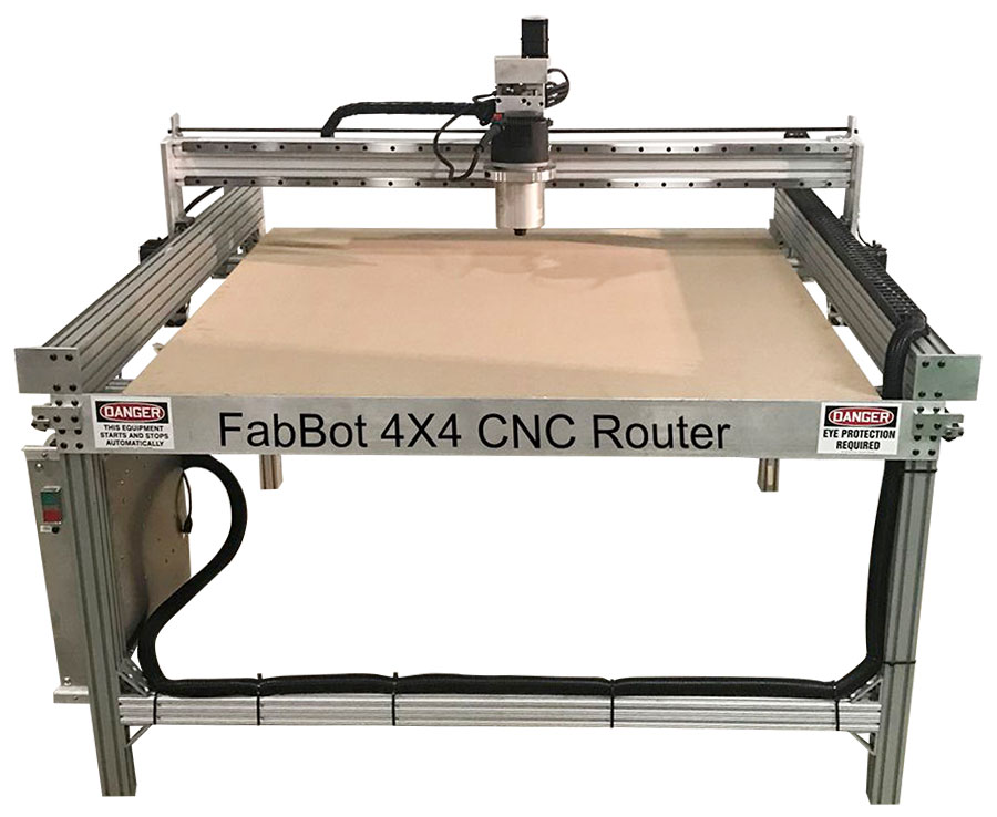 Forest Scientific FabBot Series CNC Routers