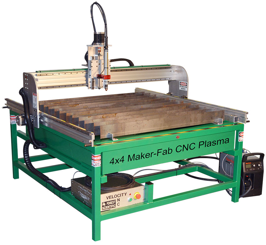 Forest Scientific Maker-Fab Series Plasma Cutters
