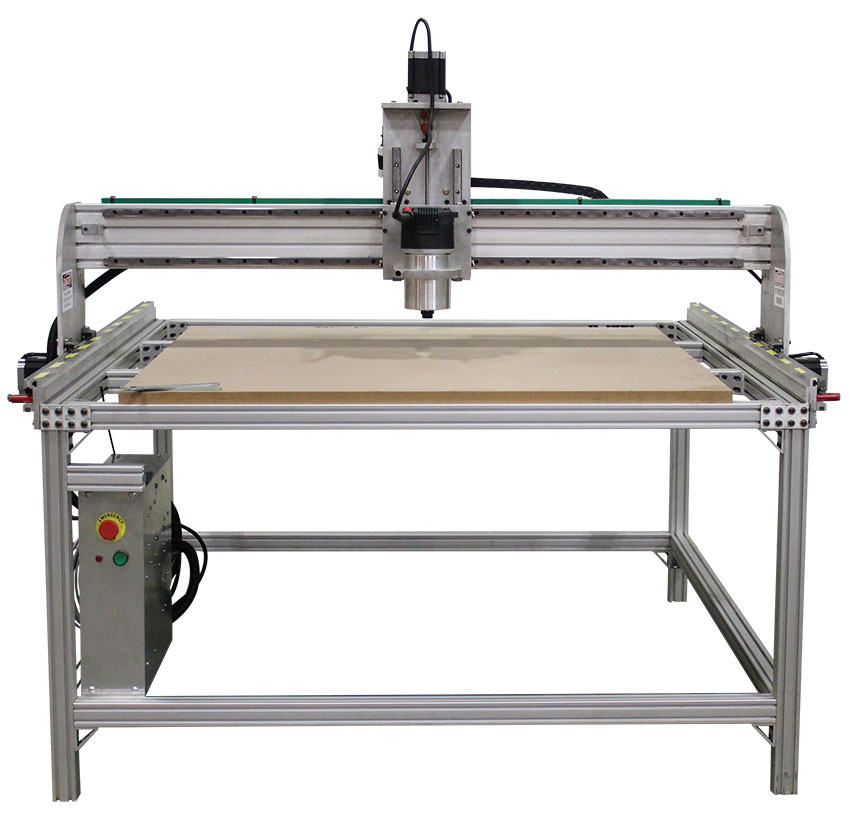 Allegheny Educational Systems Forest Scientific Titan CNC Rounter