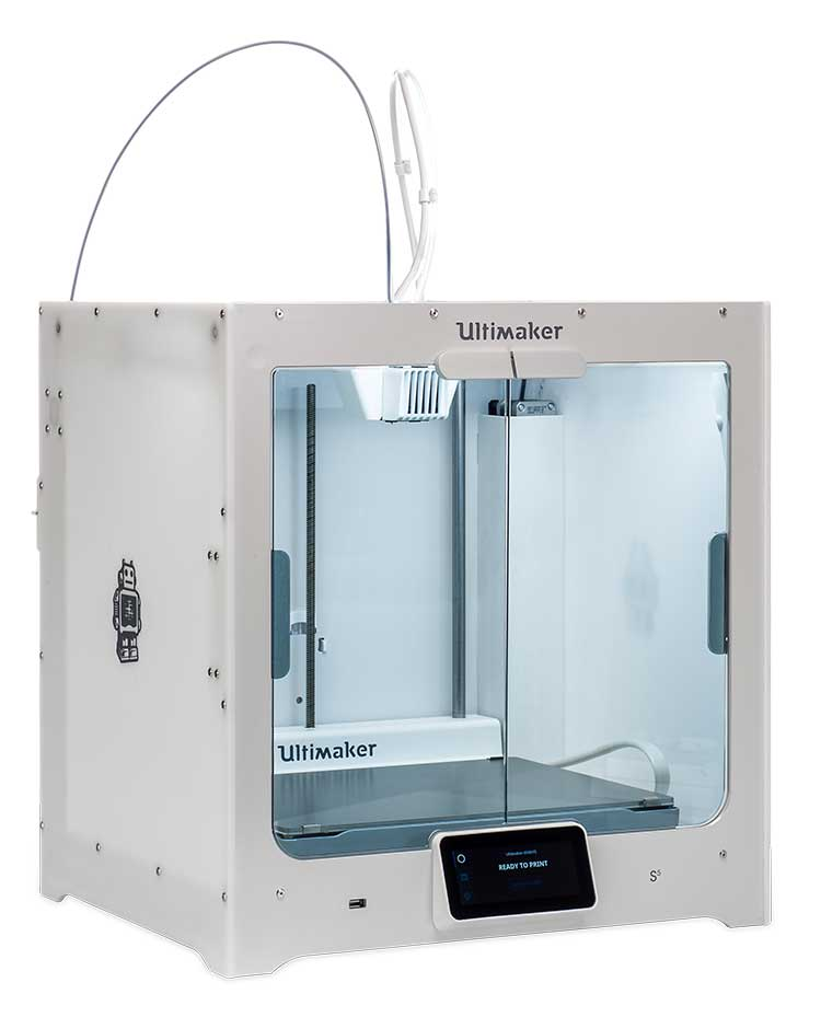Allegheny Educational Systems Ultimaker S5 3D Printer