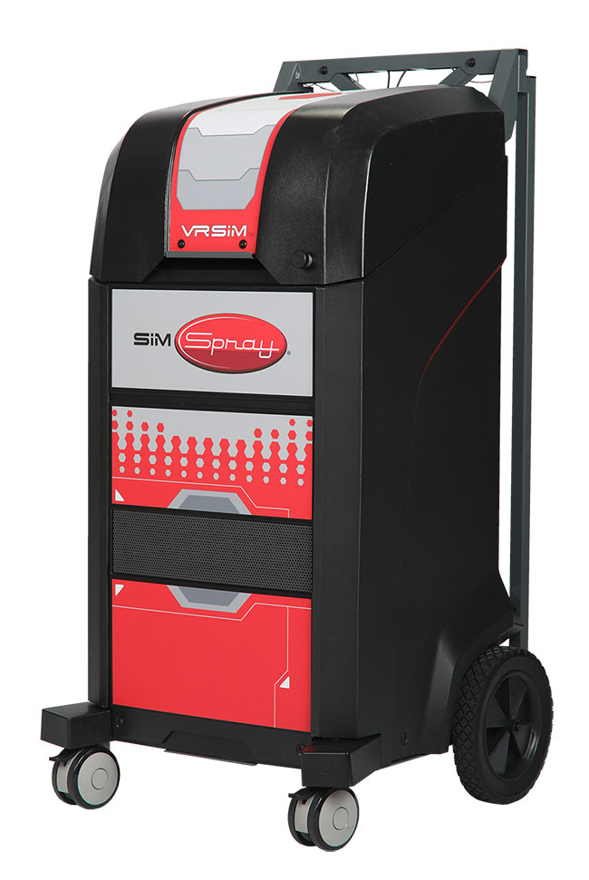 Allegheny Educational Systems SimSpray Painter Trainer