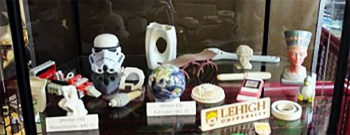 Allegheny Educational Systems Lehigh Case Study 3d Printed Objects