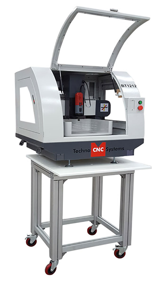 Allegheny Educational Systems Techno BT1212 CNC Router