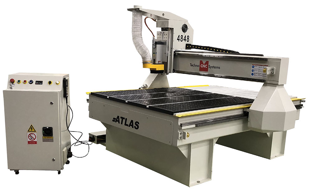 Techno Atlas Series CNC Router