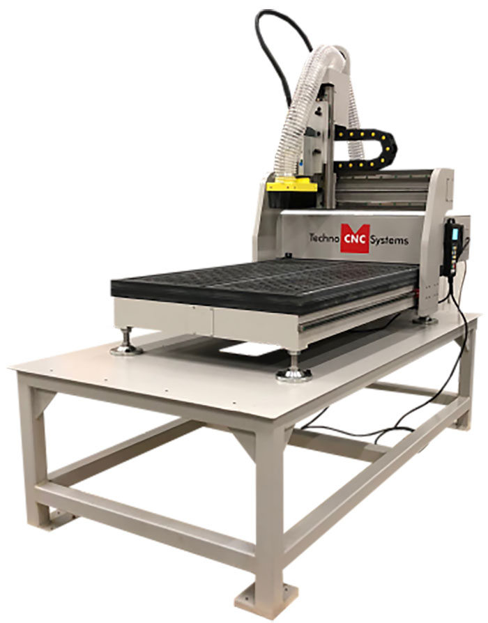 Allegheny Educational Systems Techno CNC Systems HD II Tabletop CNC Router