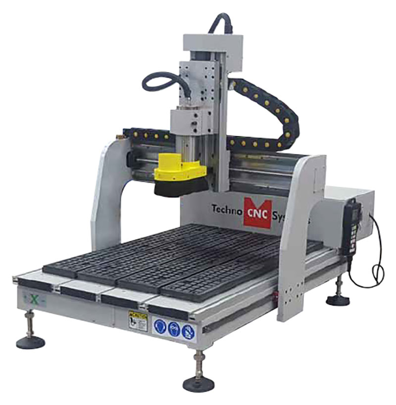 Techno HD-II 2136 Tabletop CNC Router