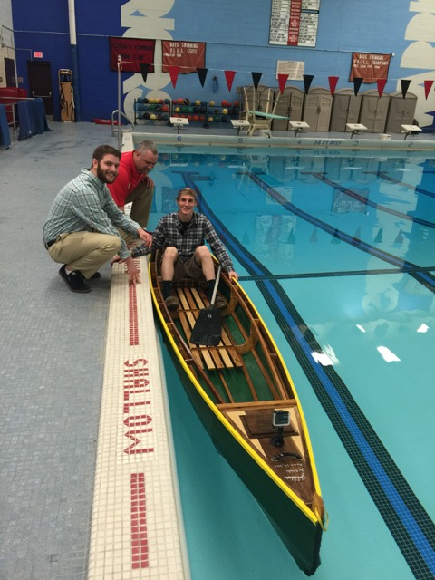 Allegheny Educational Systems Fablab Building A Canoe