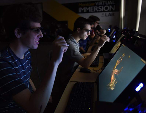 Allegheny Educational Systems Add Immersion Lab At Montour