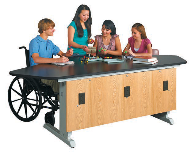 Diversified Woodcrafts Furniture at Allegheny Educational Systems