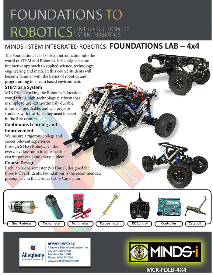 MINDS-i Foundations 4x4