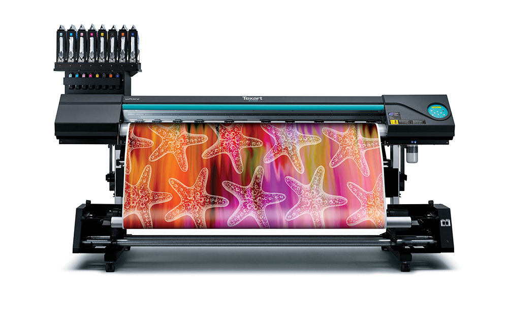 Roland Texart RT-640 Dye-Sublimation Printer at Allegheny Educational Systems