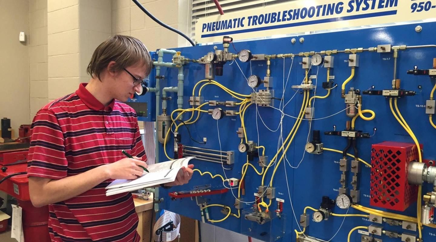 Manufacturing Growth And Training In Reading, PA Featured On NPR's Marketplace