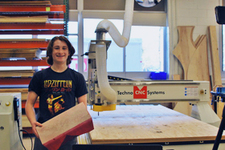 CNC Technology Driving MHS Students To A Brighter Future