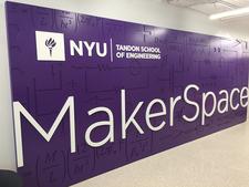 Celebrating NYU Tandon School Of Engineering MakerSpace Grand Opening!
