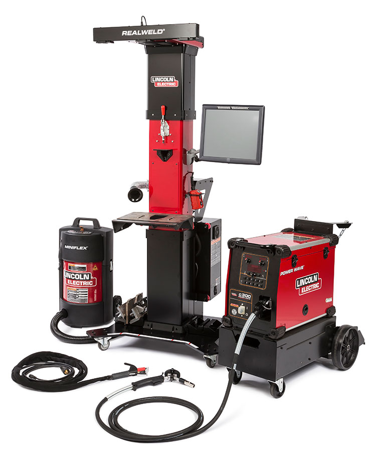 Lincoln REALWELD Welding Trainer