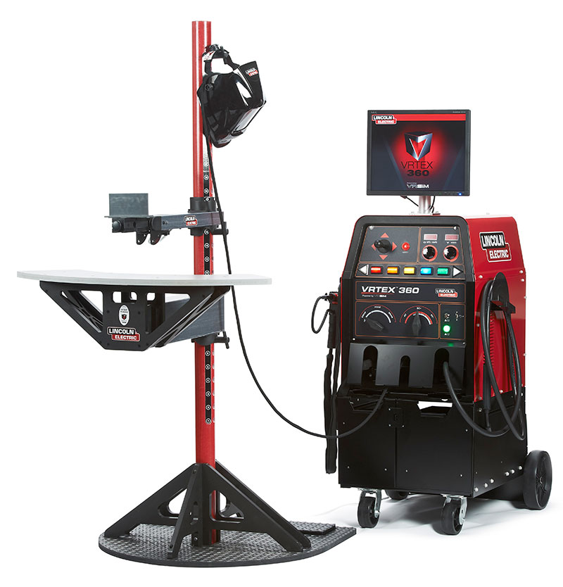 Lincoln VRTEX 360 Welding Trainer