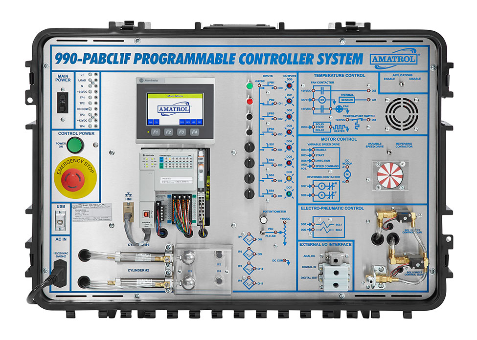 Allegheny Educational Systems Amatrol - Industrial Electronics