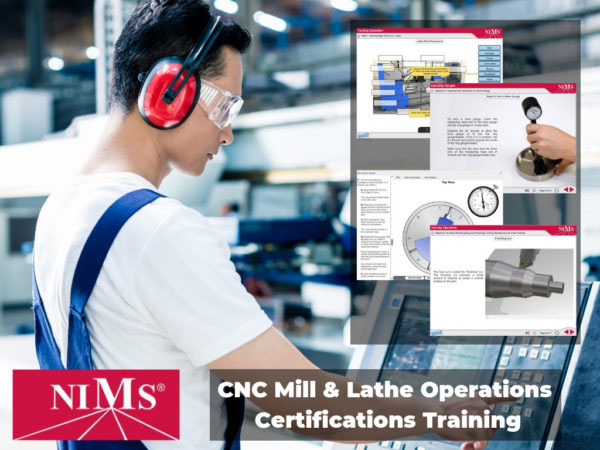 Amatrol – NIMS CNC Machine Operator Certification