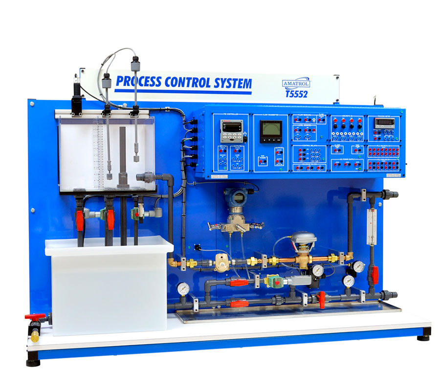 Amatrol – Process Control