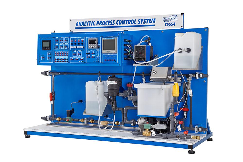 Allegheny Educational Systems Amatrol - Process Control
