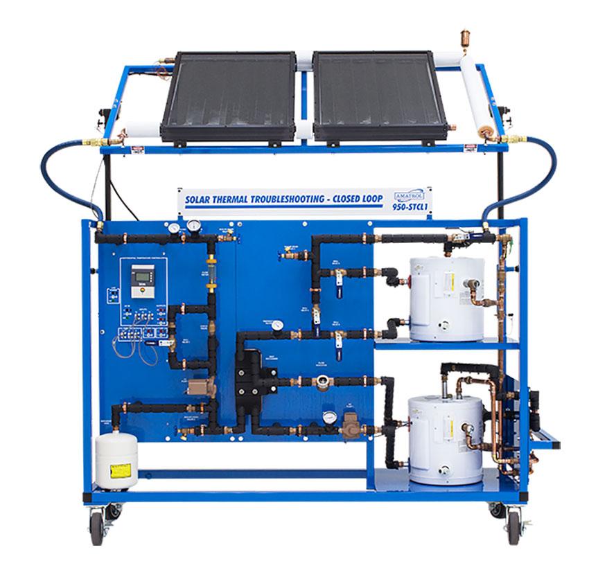 Amatrol – Renewable Energy/Solar