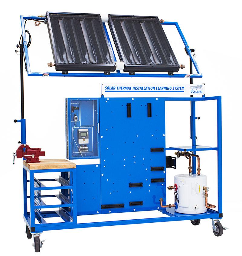 Allegheny Educational Systems Amatrol - Renewable Energy/Solar