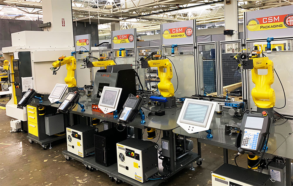 APT CSM – Connected Smart Manufacturing System