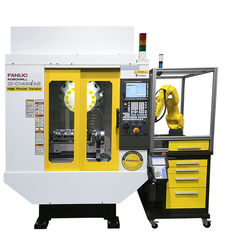 APT MTEC – Machine Tending Educational Cell