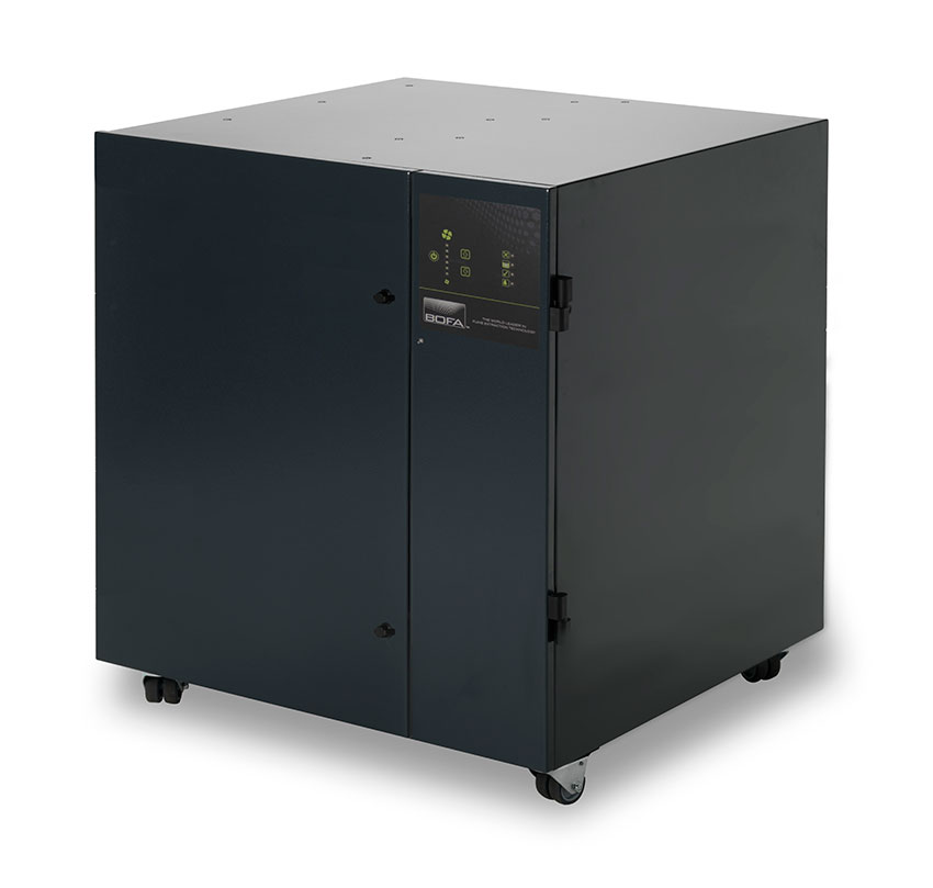 Allegheny Educational Systems BOFA Fume Extractors for Laser Engraving