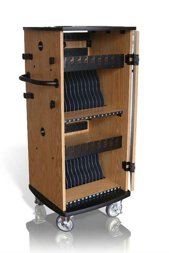 Allegheny Educational Systems CEF EZU Series Charging Cart