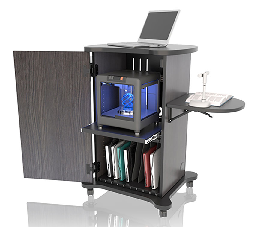 Allegheny Educational Systems CEF Multi Maker Cart