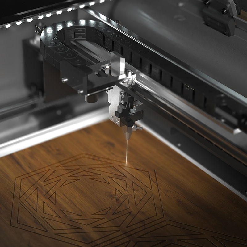 Allegheny Educational Systems Dremel Laser