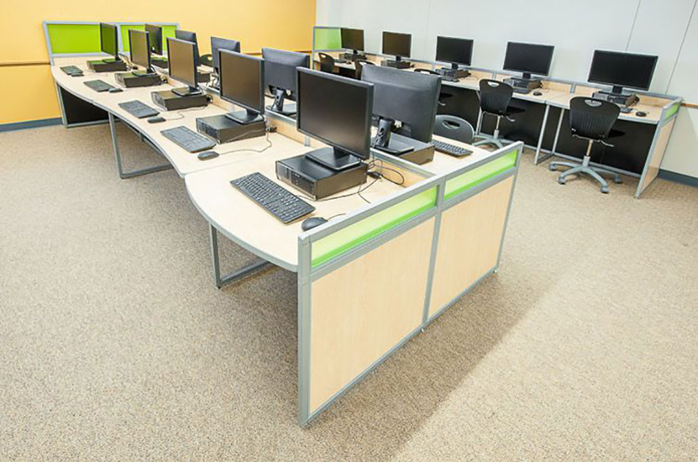 Allegheny Educational Systems Manufacturer Interior Concepts