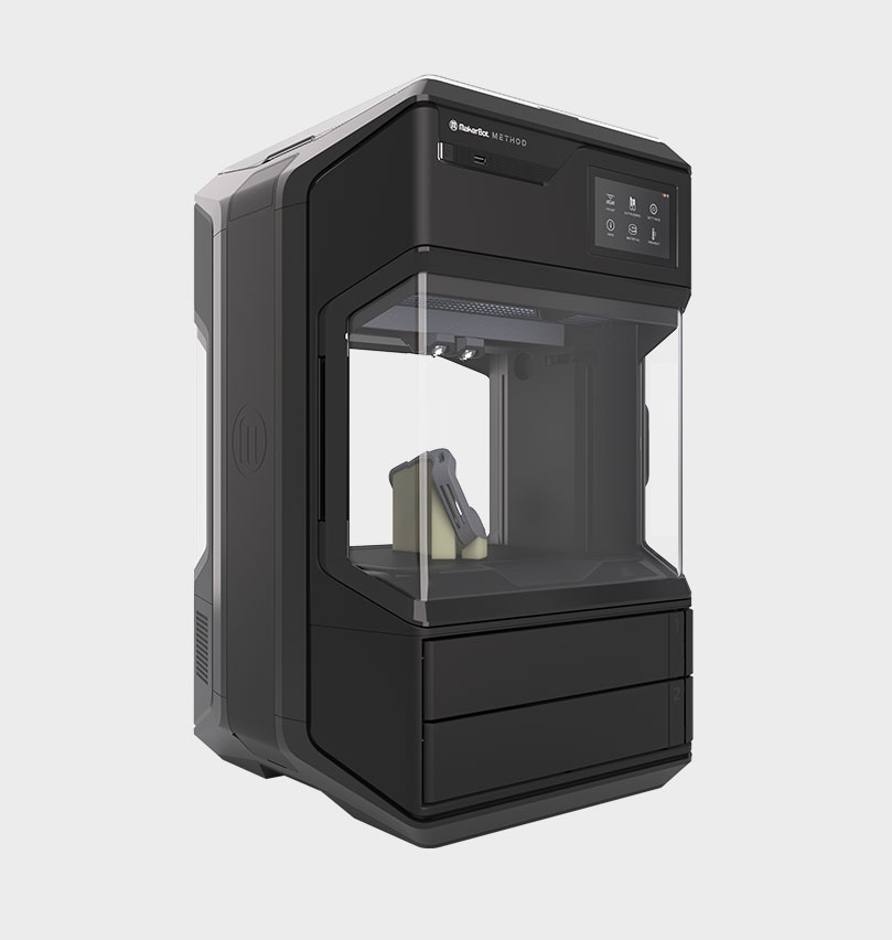 Allegheny Educational Systems MakerBot Method and Method X 3D Printers