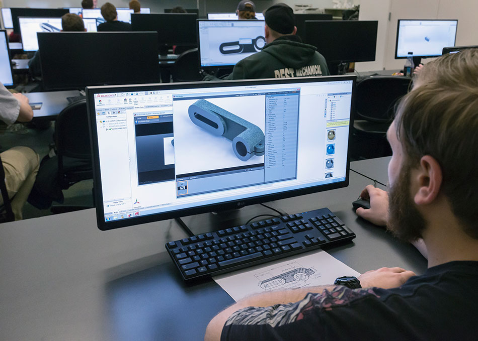 Allegheny Educational Systems SOLIDWORKS 3D CAD Software