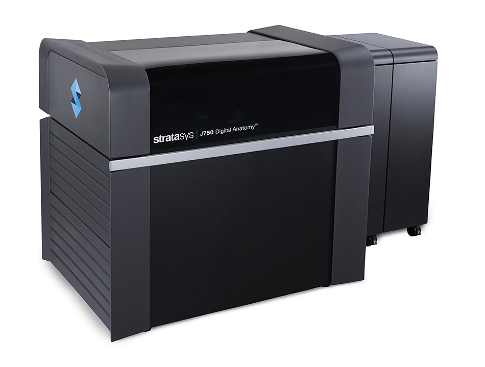 Stratasys J750 Digital Anatomy Printer