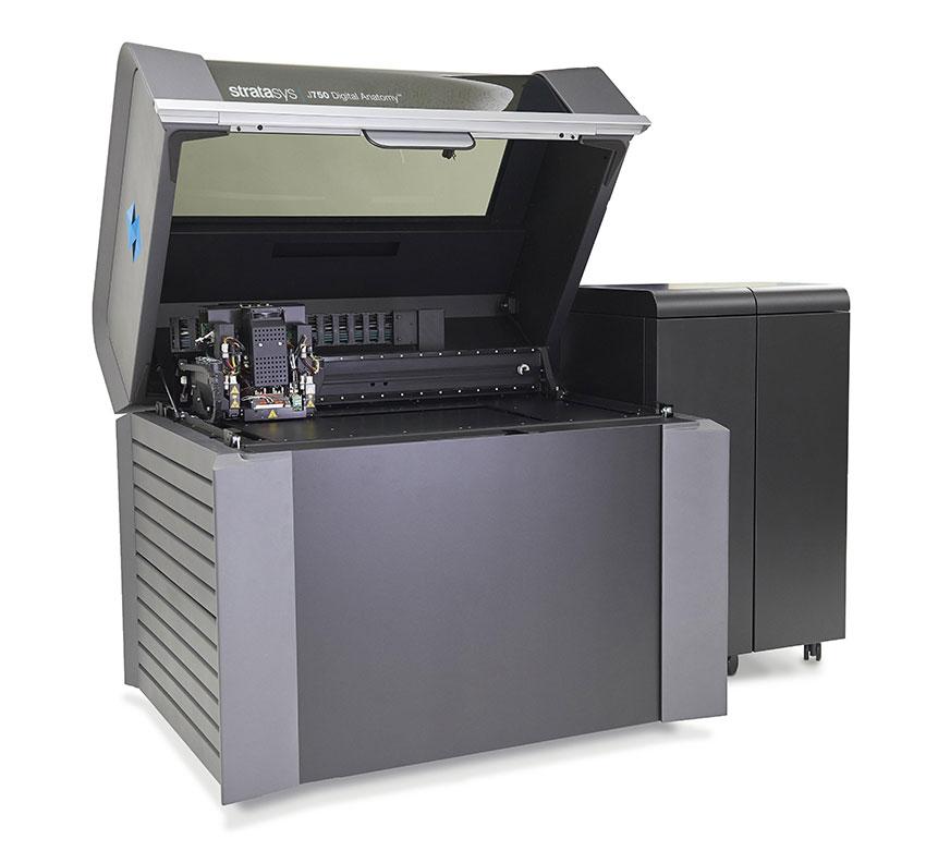 Allegheny Educational Systems Stratasys J750 Digital Anatomy Printer