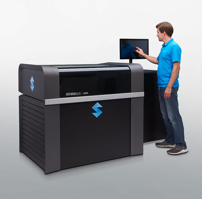 Allegheny Educational Systems Stratasys J850