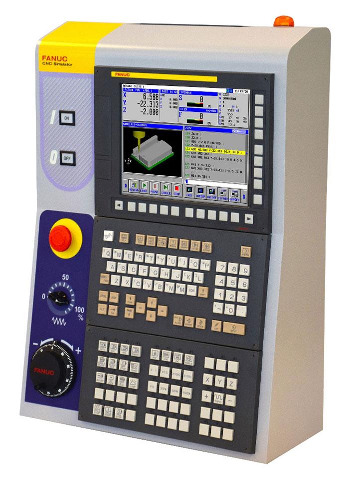 Allegheny Educational Systems FANUC CNC Simulator