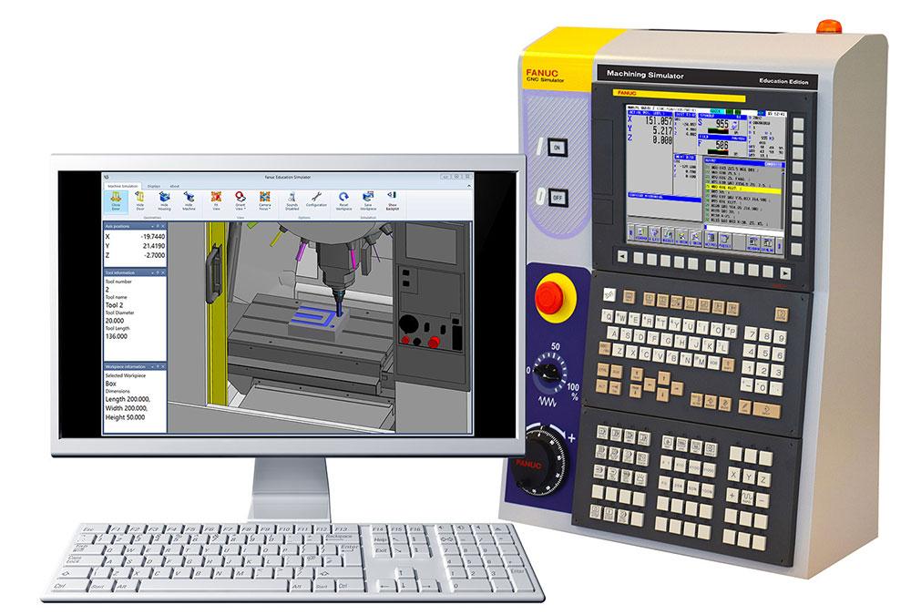 FANUC CNC Simulator
