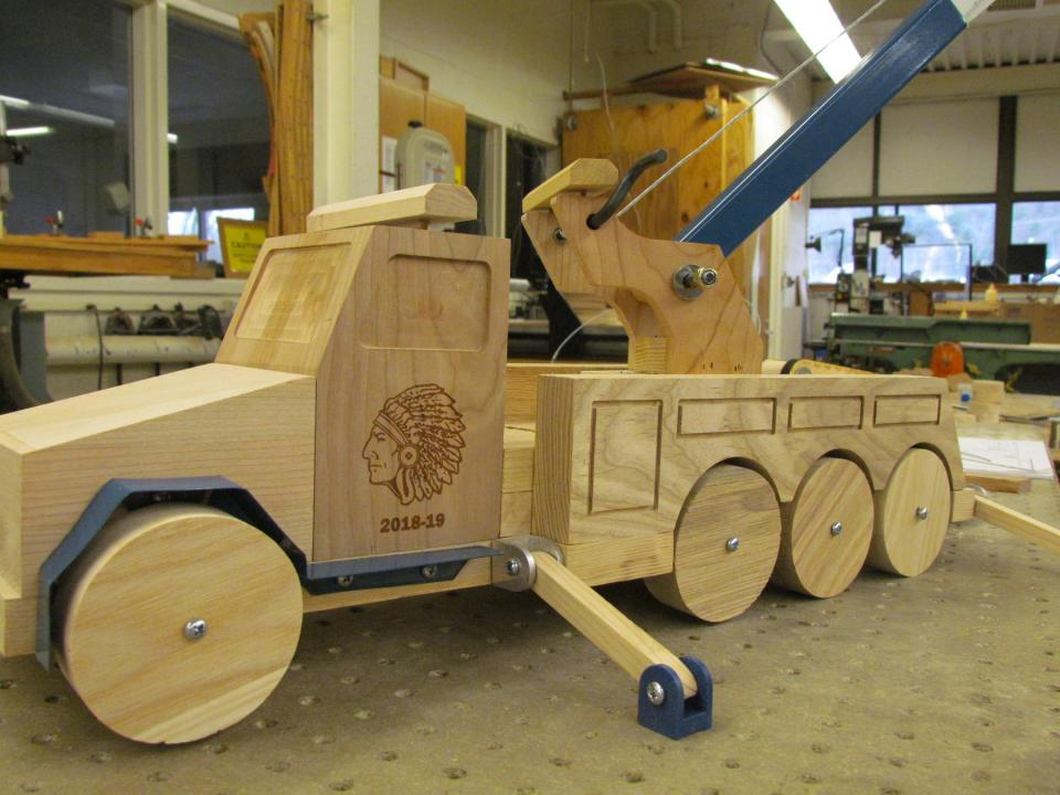 Candor Central High School's Inspiring Technology Education Shop Featured On Woodworking Network