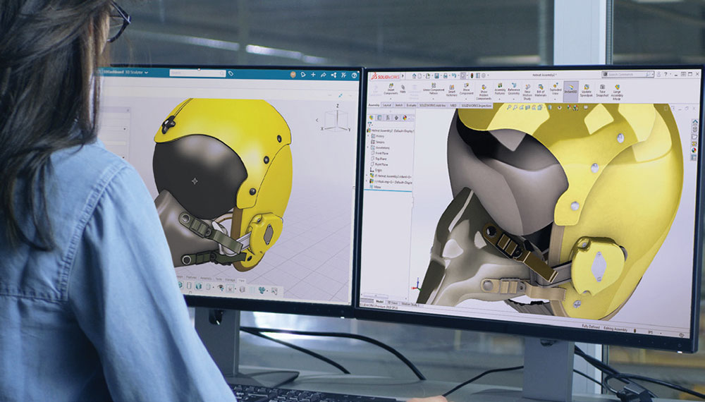 SOLIDWORKS – Online 3D Designer For Education
