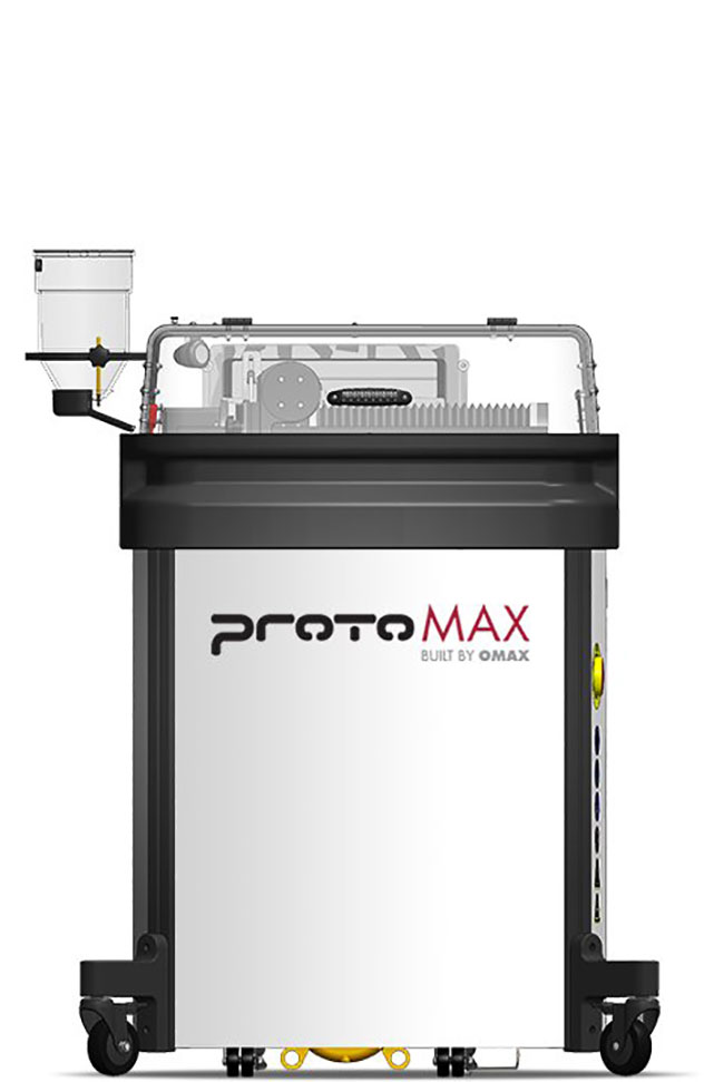 ProtoMAX Waterjet Cutting System