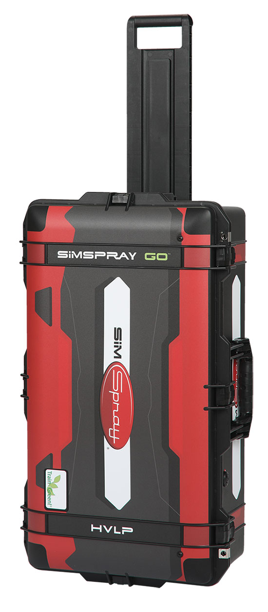 Allegheny Educational Systems SimSpray Go! Virtual Reality Painter Trainer