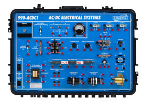 Allegheny Educational Systems Amatrol AC/DC Trainer