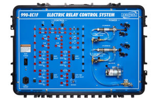 Allegheny Educational Systems Amatrol Electrical Relay Trainer