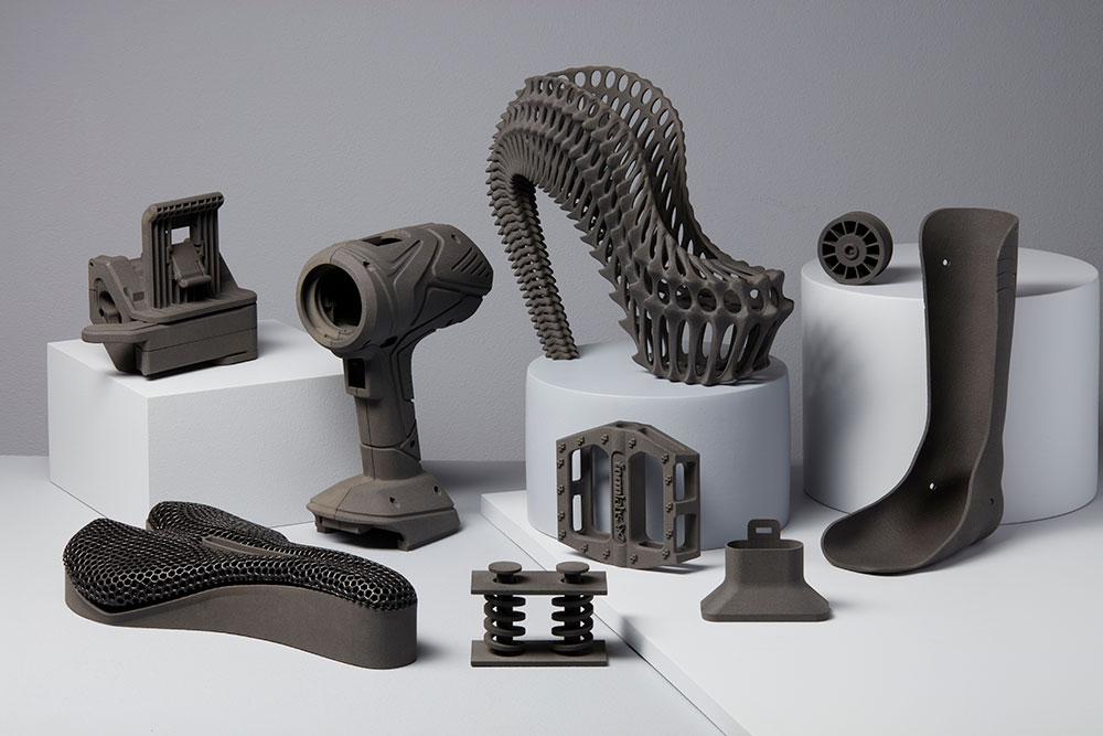 Allegheny Educational Systems Formlabs Fuse 1 Sample Products