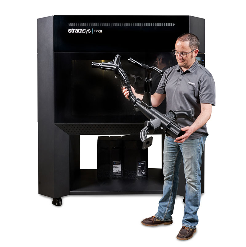 Allegheny Educational Systems Stratasys F770 3D Printer