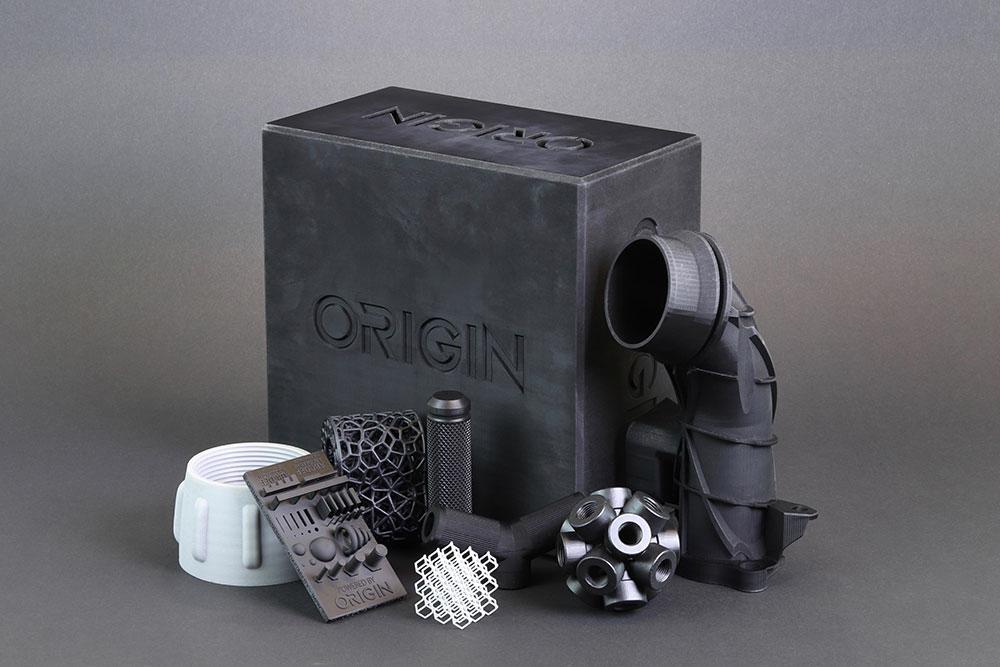 Allegheny Educational Systems Stratasys Origin One 3D Printer