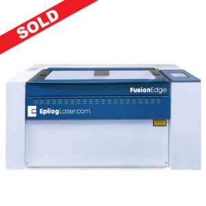 Allegheny Educational Systems Epilog Fusion Edge SOLD!
